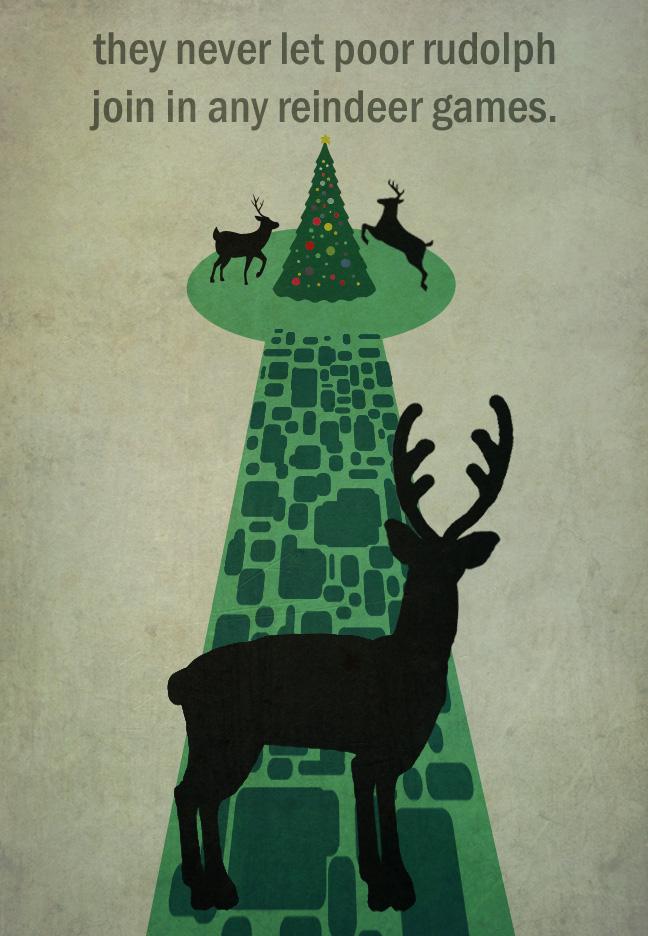 The Christmas Outcast by VeggieMomentum