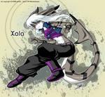 Commission: Xala
