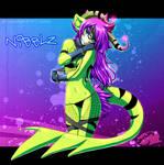Yamaroo: Nibblz
