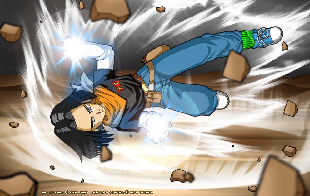 -bionic vengence- by yamer