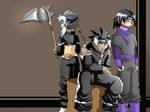 Konoha's Elite by yamer