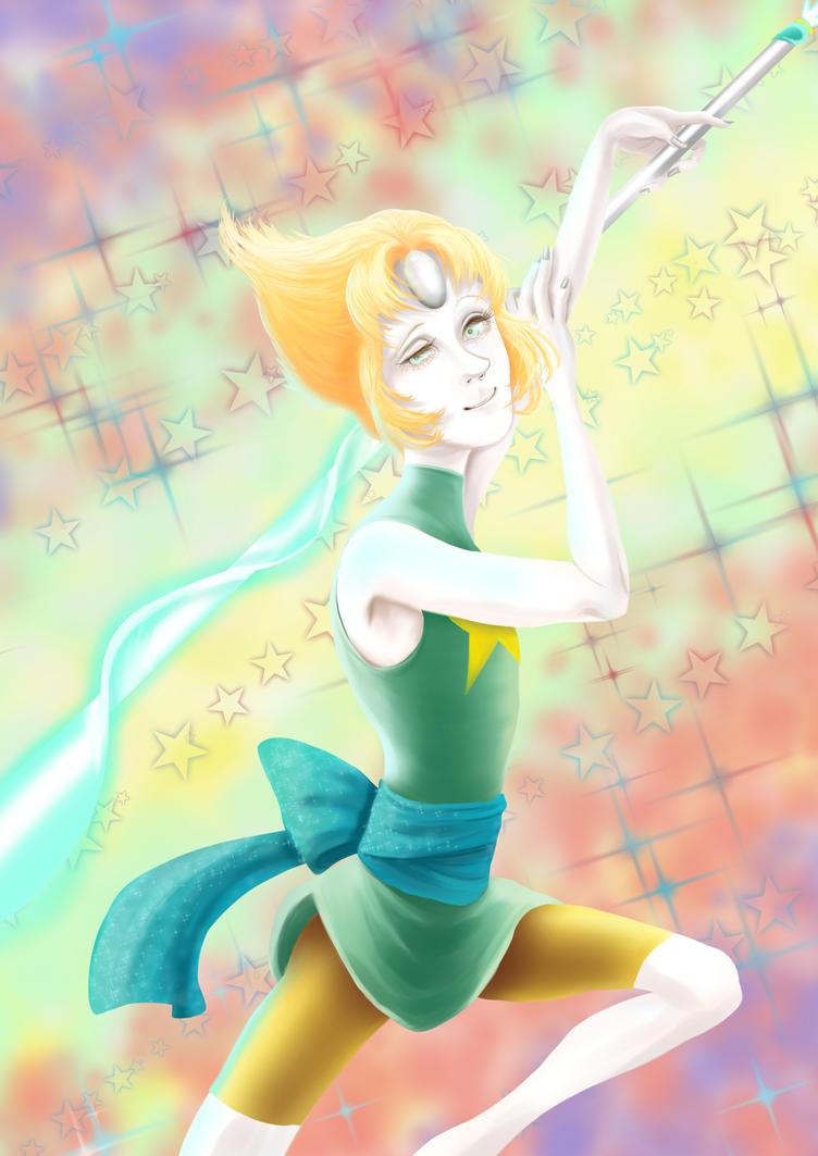 Pearl Steven Universe by agelessDream