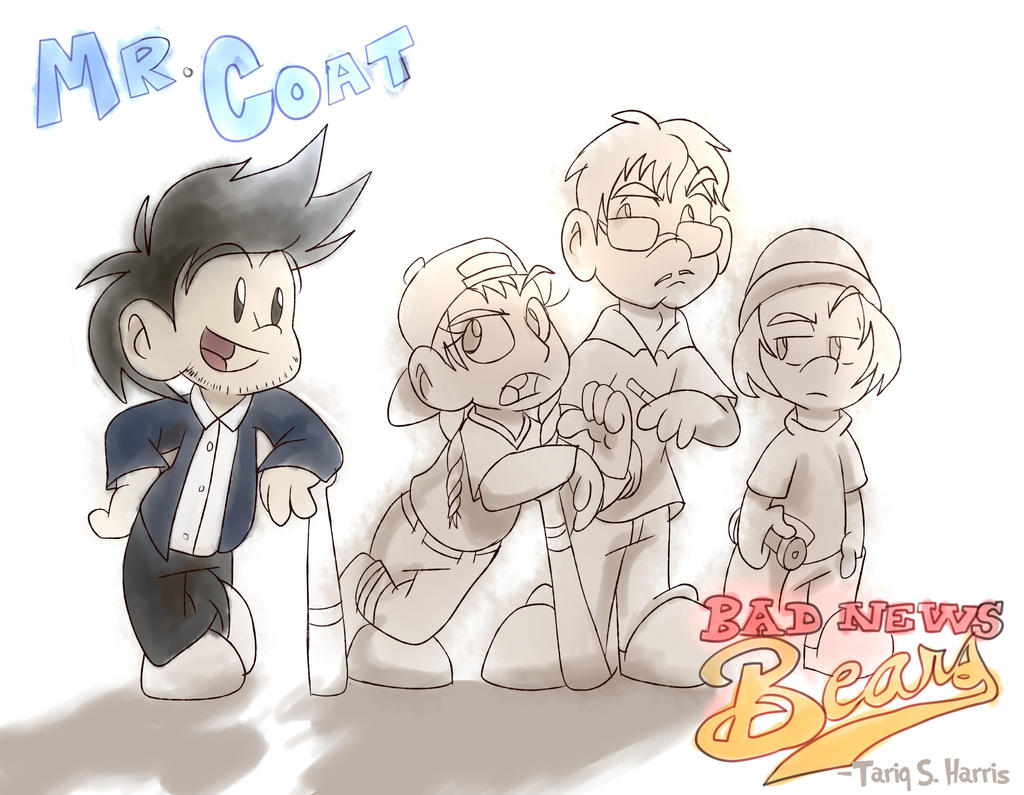 Mr. Coat and the Bad News Bears