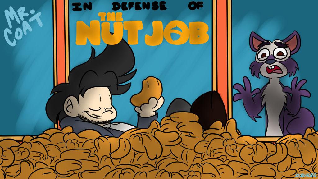 Mr. Coat's In Defense of The Nut Job