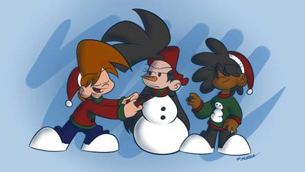 Let It Snow by TSH678