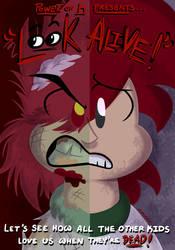 Look Alive! (Phineas Split Poster)