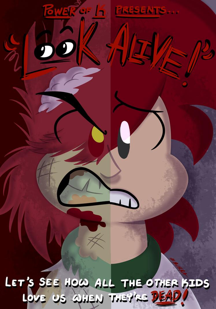 Look Alive! (Phineas Split Poster) by TSH678