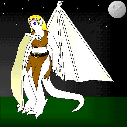 Gargoyles: Precious by ToonQueen