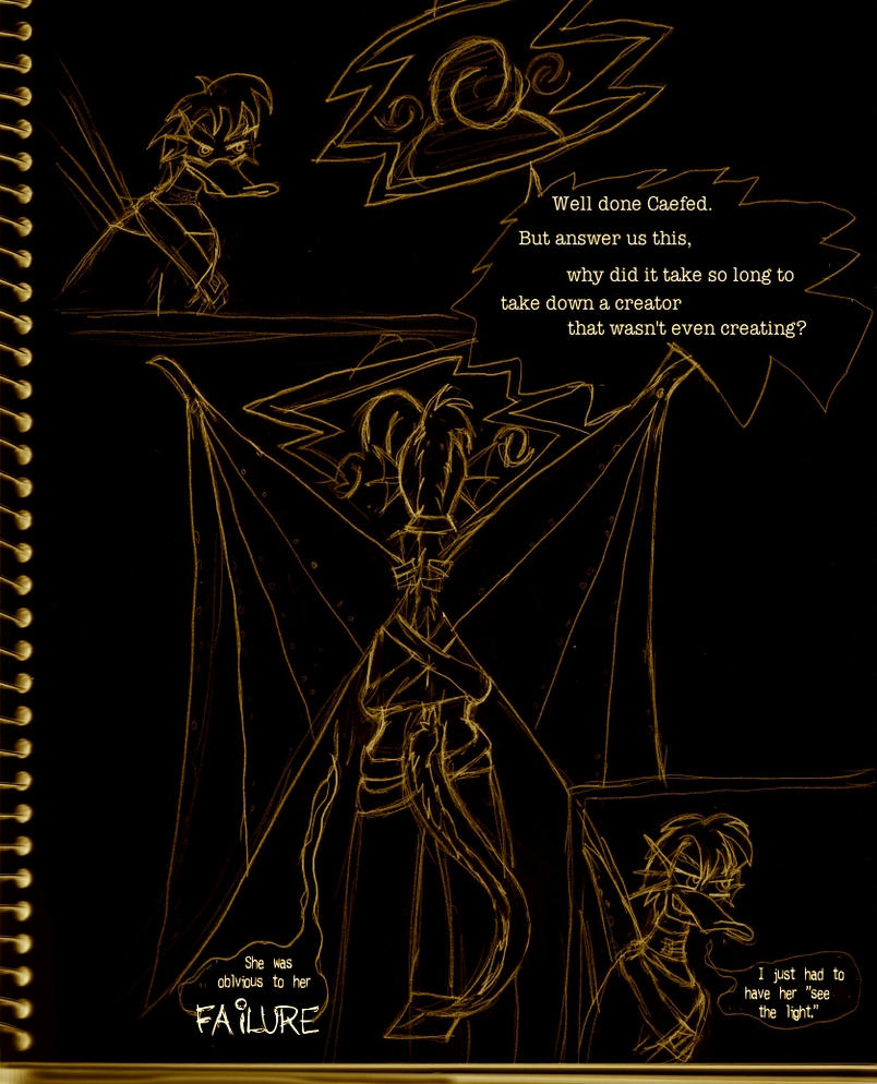 Reawakening: TQ-verse Comic 2 by ToonQueen