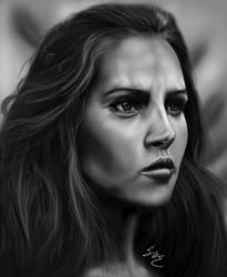 Woman #1 | Digital Art | Portrait