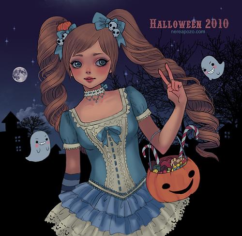 Halloween 2010 by keerakeera
