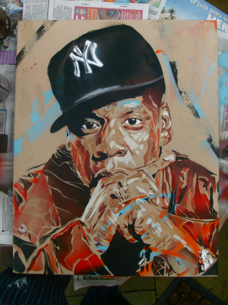 Jay Z by artbydavidc