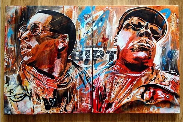 Brooklyns Finest by artbydavidc