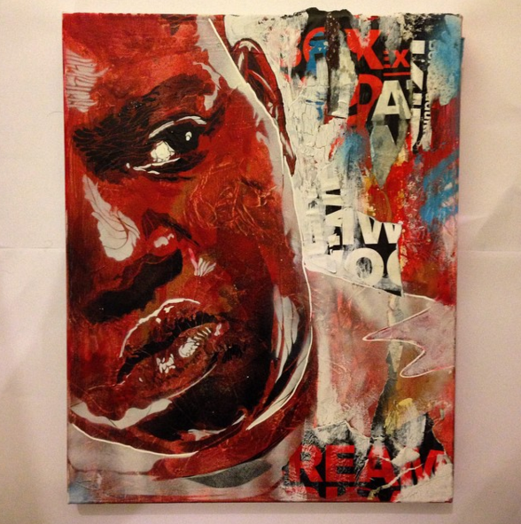 Biggie Smalls - It was all a dream by artbydavidc on DeviantArt