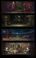 The background for the game. by Jonik9i