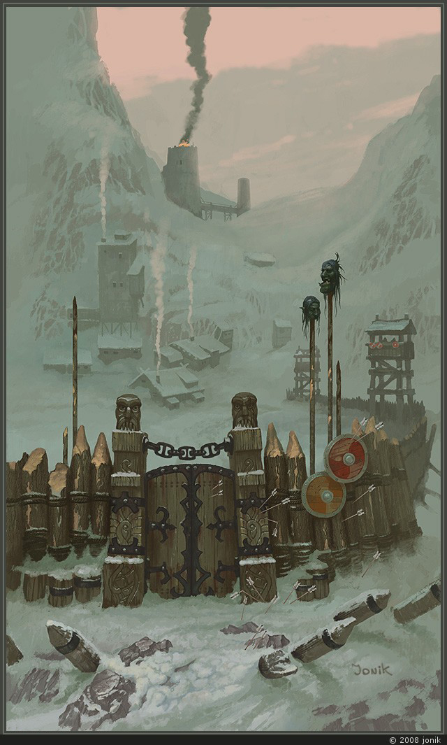 Dwarf fortress. by Jonik9i