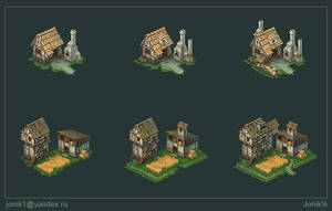Buildings for game Part 4 by Jonik9i