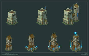 Buildings for game Part 5 by Jonik9i