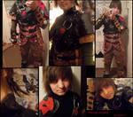 HTTYD2 -Hiccup Cosplay