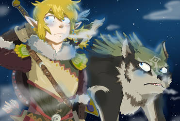 Breath of the Wild [Gift for BanzaiLuffy]