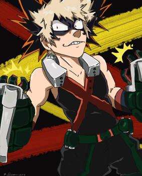 KING EXPLOSION MURDER !! [for OtakuCroco ! ]