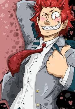 Sharp, Sharper, Kirishima [Happy B-day nenna !!]