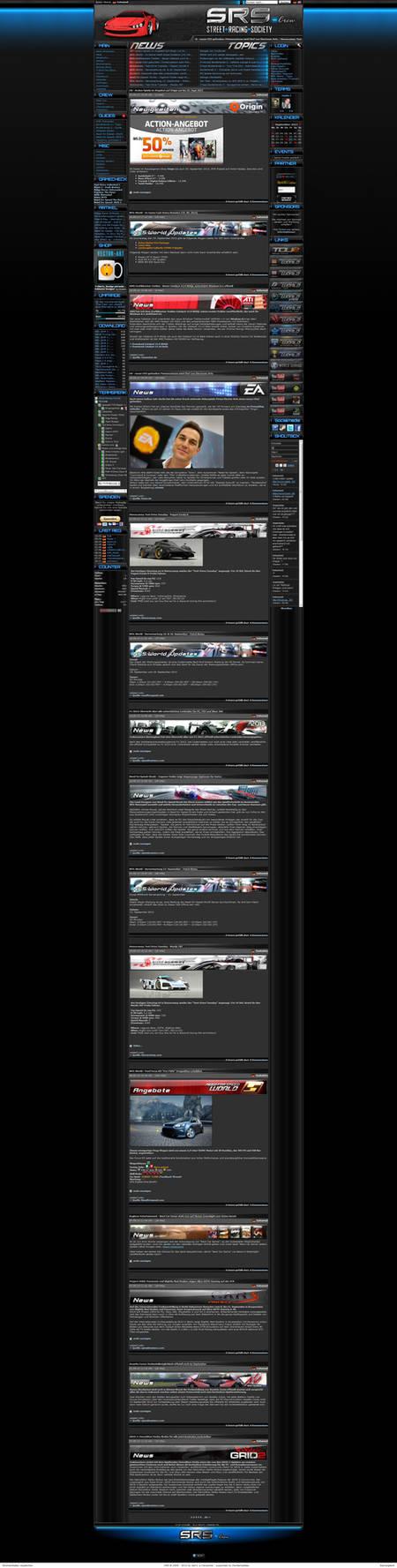SRS Crew - my website