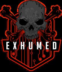 Exhumed Logo DA ID by 3xhumed