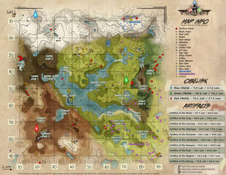 Valguero Ressource Map by Exhumed