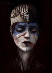 Senua by Elleylie