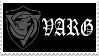 Varg band stamp by DonarsOak