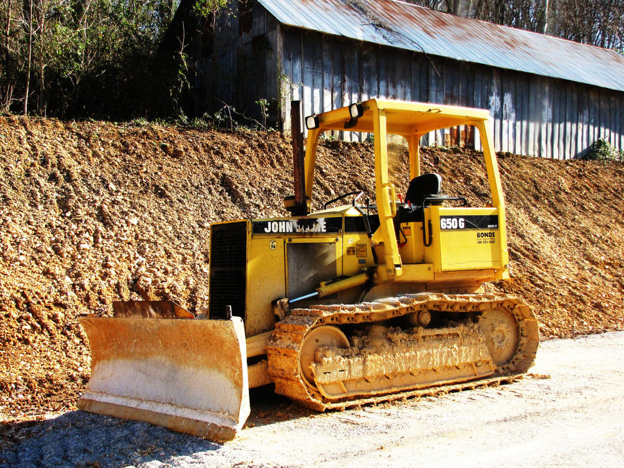 Dozer Stock by iguanadongreenStock