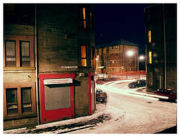 west street lights by jenny-fur-tography