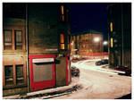 west street lights