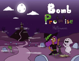Bomb Promise 2014 Halloween Issue by Marzipanapple
