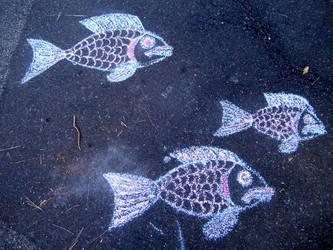 Asphalt Croakers by Tulsatrash