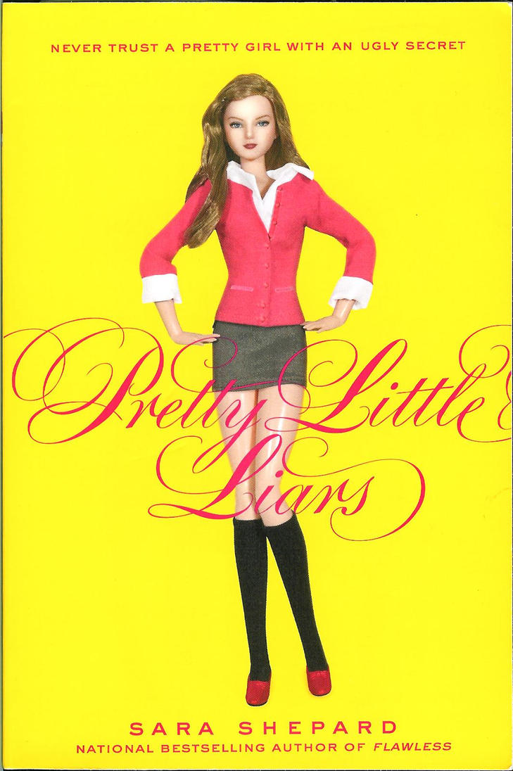 Pretty Little Liars Book Cover Dolls ~ Pretty little liars by volleyballkitten on deviantart