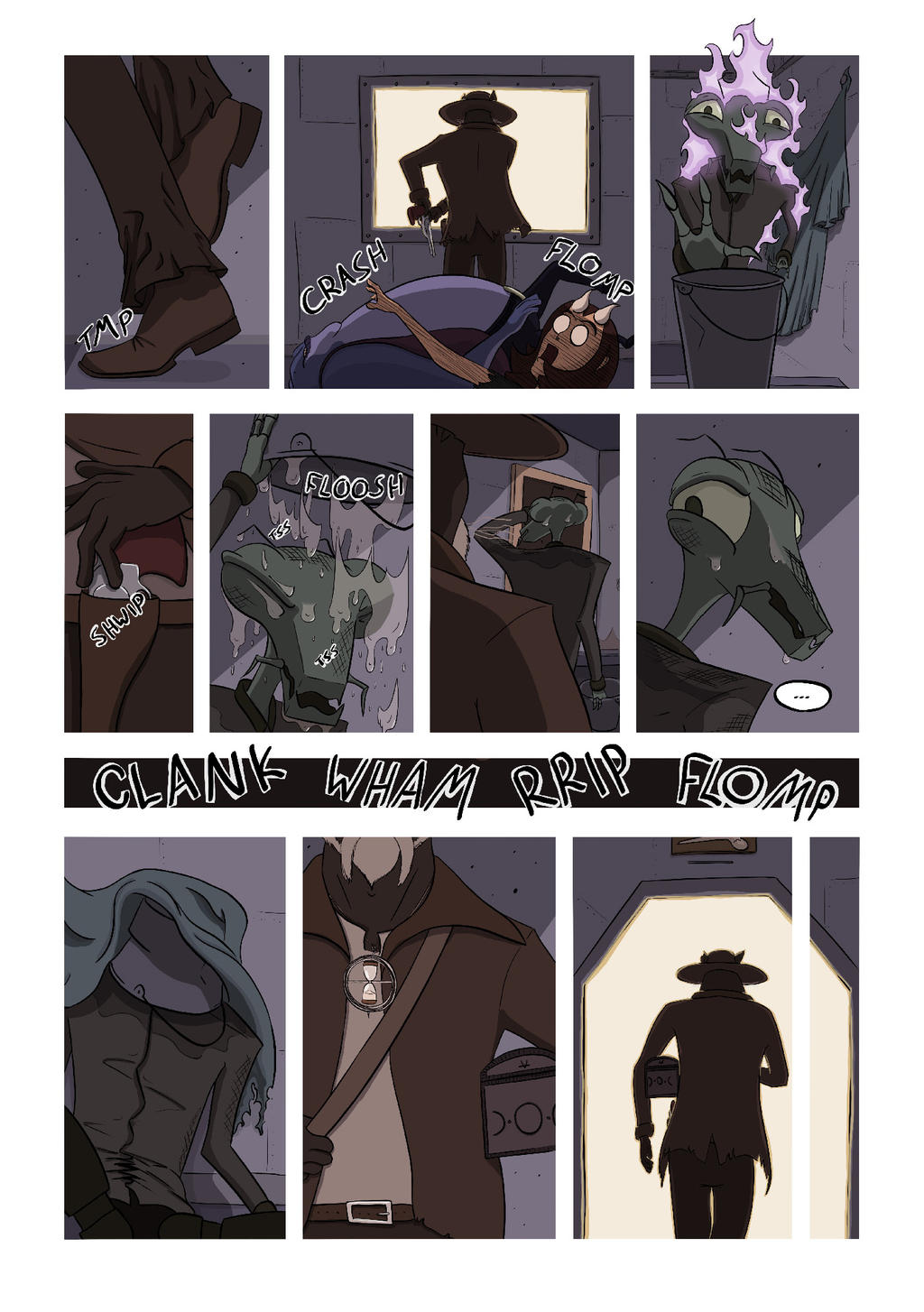Stranger Page 5 by Zoph42