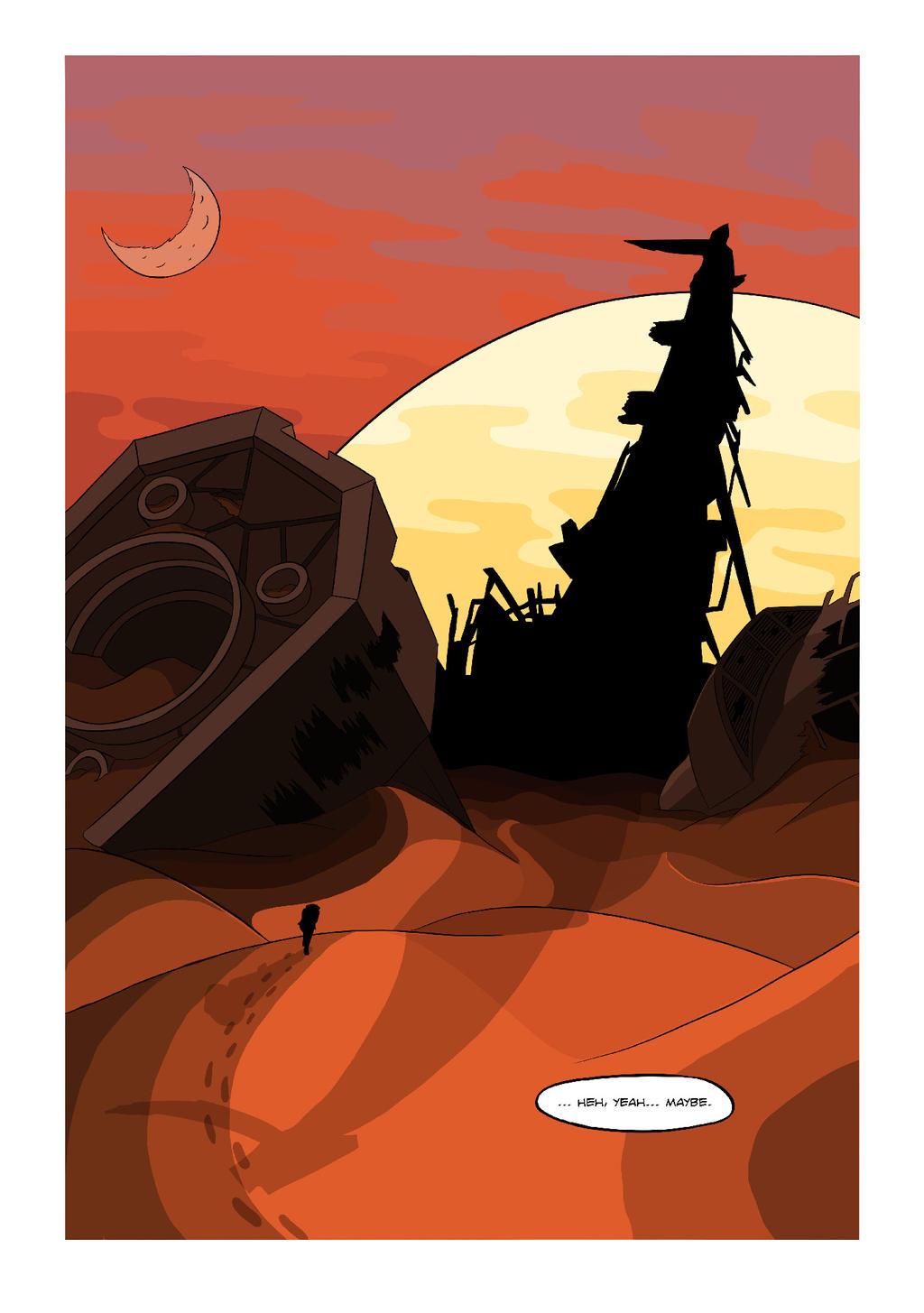Stranger Page 7 by Zoph42