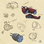Hover Car Designing