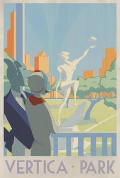 'Vertica Park' Poster