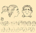 Character Design P1 - A Face!