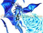 Blue Pearl Dragon