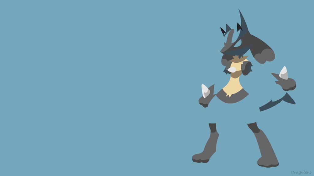 Pokemon lucario wallpaper