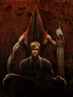 Silent Hill 2 by iangoudelock
