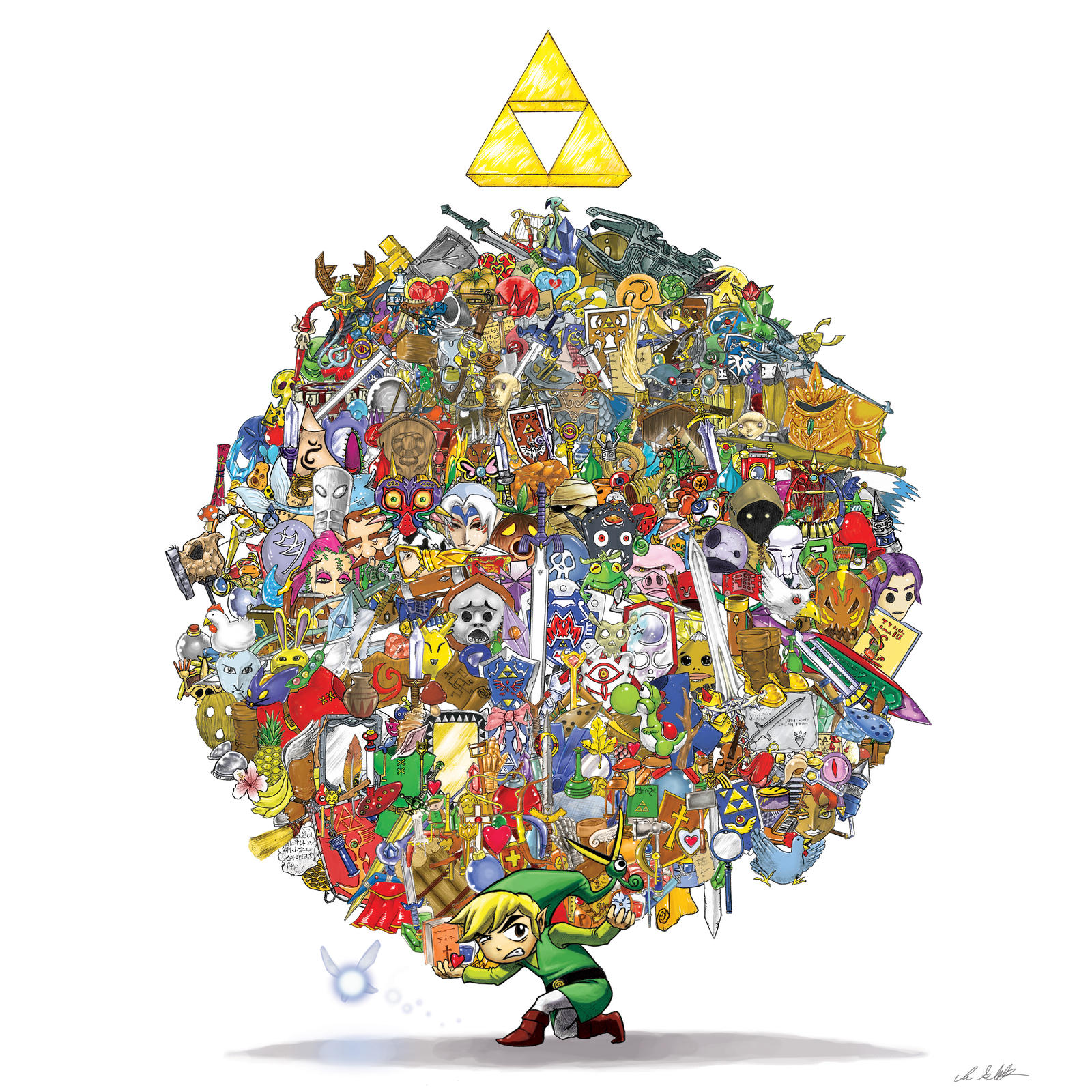 Link's Items