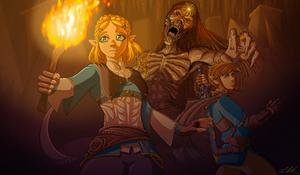 Zelda Breath of the Wild Sequel.