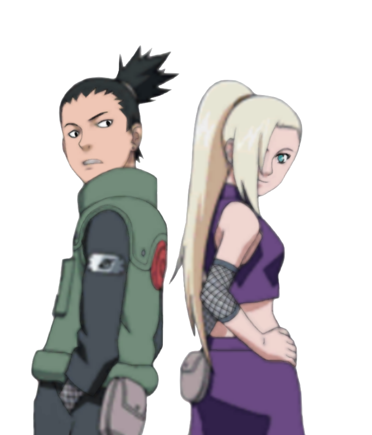 Shikamaru And Ino Love...