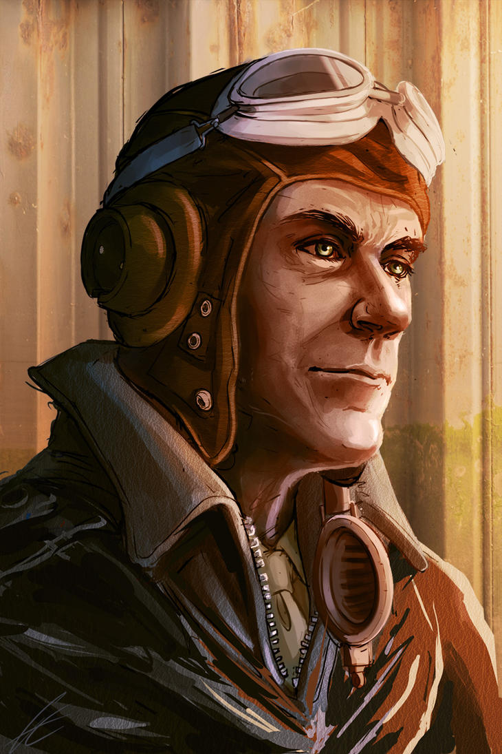 aviator  The Aviator by Francoyovich on DeviantArt