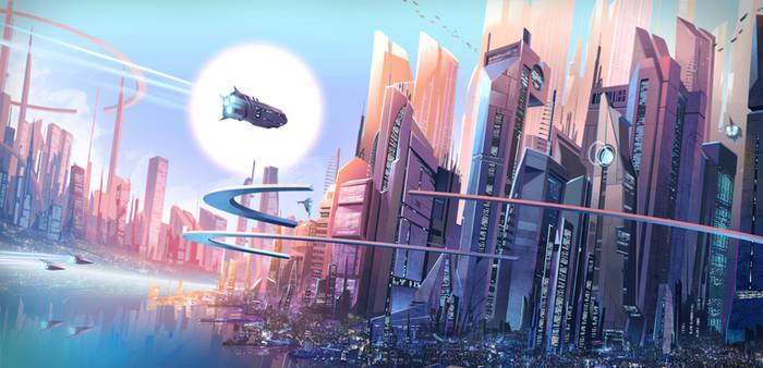 Utopian Metropolis